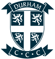 Logo: Durham County Cricket Club