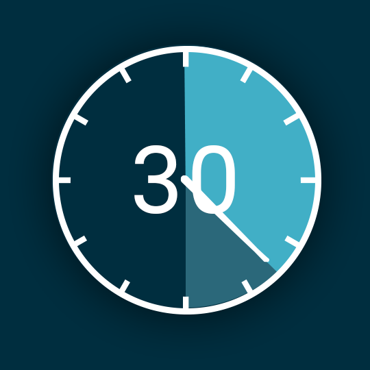 Image: 30 Clock