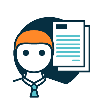 Review / Draft Documents Icon