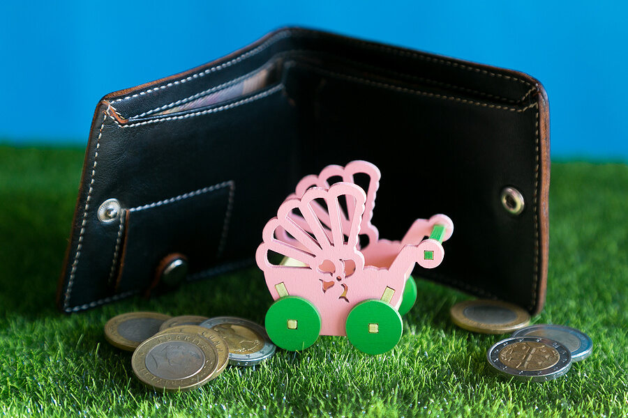 How much child maintenance should I pay?